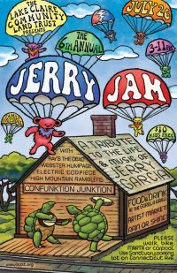 Jerry Jam small