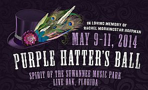 Purple Hatter's Ball 2014